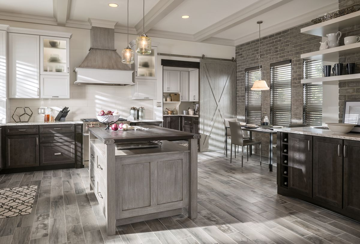 How To Match Your Countertop To Cabinets Floors And Wall Colors Emily S Interiors